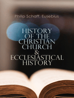 History of the Christian Church & Ecclesiastical History