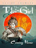 The Toki-Girl and the Sparrow-Boy, Book 1