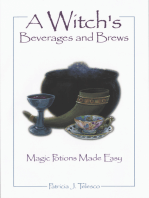 A Witch's Beverages and Brews
