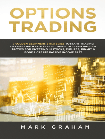 Golden option trading results