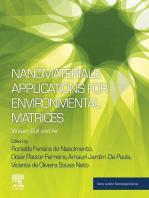 Nanomaterials Applications for Environmental Matrices