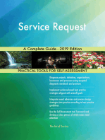 Service Request A Complete Guide - 2019 Edition