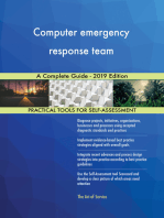 Computer emergency response team A Complete Guide - 2019 Edition