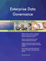 Enterprise Data Governance A Complete Guide - 2019 Edition