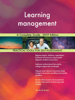 Learning management A Complete Guide - 2019 Edition