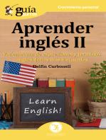 GuíaBurros Aprender inglés II: Vademécum de expresiones y términos anglosajones más frecuentes