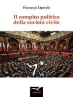 Il compito politico della società civile