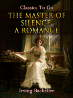 The Master of Silence A Romance