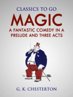 Magic A Fantastic Comedy