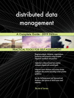 distributed data management A Complete Guide - 2019 Edition