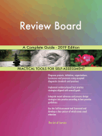 Review Board A Complete Guide - 2019 Edition