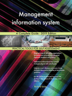 Management information system A Complete Guide - 2019 Edition