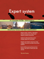 Expert system A Complete Guide - 2019 Edition