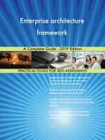 Enterprise architecture framework A Complete Guide - 2019 Edition