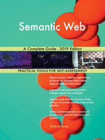 Semantic Web A Complete Guide - 2019 Edition