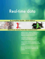 Real-time data A Complete Guide - 2019 Edition