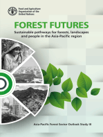 Forest Futures: Sustainable Pathways for Forests, Landscapes and People in the Asia-pacific Region: Asia-pacific Forest Sector Outlook Study 3