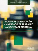 Políticas de Educação e o Mercado de Trabalho na Sociedade Moderna