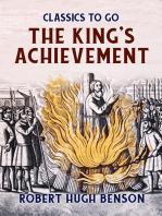 The King's Achievement