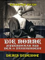 Die Nonne Sittenroman aus dem 18. Jahrhundert
