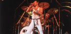 Freddie Mercury Soars On New Unearthed Song, 'Time Waits For No One'