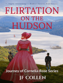 Flirtation on the Hudson: Journey of Cornelia Rose, #1