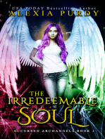 The Irredeemable Soul (Accursed Archangels #3)