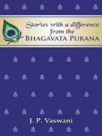 Stories with a difference from the Bhagavata Purana
