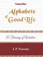 Alphabets of Good Life