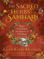 The Sacred Herbs of Samhain