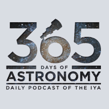 The 365 Days of Astronomy, the daily podcast of the International Year of Astronomy 2009