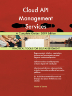 Cloud API Management Services A Complete Guide - 2019 Edition
