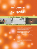 influencer campaign A Complete Guide - 2019 Edition