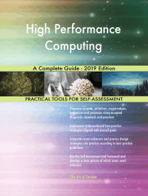 High Performance Computing A Complete Guide - 2019 Edition