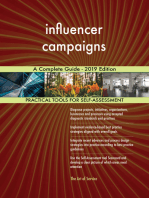 influencer campaigns A Complete Guide - 2019 Edition