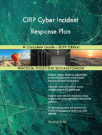 CIRP Cyber Incident Response Plan A Complete Guide - 2019 Edition