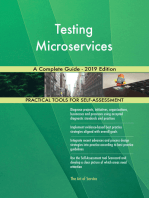 Testing Microservices A Complete Guide - 2019 Edition