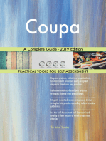 Coupa A Complete Guide - 2019 Edition