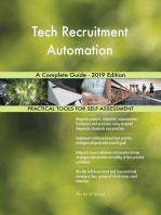 Tech Recruitment Automation A Complete Guide - 2019 Edition
