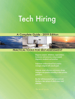 Tech Hiring A Complete Guide - 2019 Edition