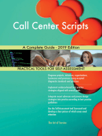 Call Center Scripts A Complete Guide - 2019 Edition