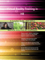Virtual Reality Training in HR A Complete Guide - 2019 Edition