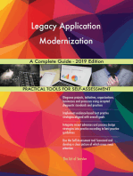 Legacy Application Modernization A Complete Guide - 2019 Edition