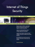 Internet of Things Security A Complete Guide - 2019 Edition