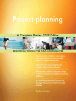 Project planning A Complete Guide - 2019 Edition