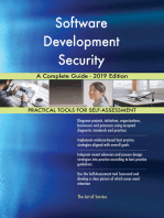 Software Development Security A Complete Guide - 2019 Edition