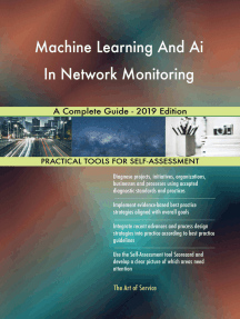 Machine Learning And Ai In Network Monitoring A Complete Guide - 2019 Edition