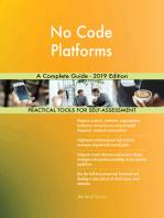 No Code Platforms A Complete Guide - 2019 Edition