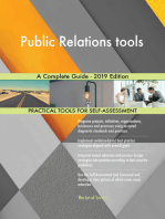 Public Relations tools A Complete Guide - 2019 Edition