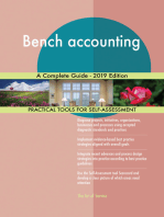 Bench accounting A Complete Guide - 2019 Edition